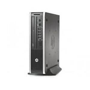 HP 8300 Elite Desktop , Intel i5 CPU and Windows 7 Pro