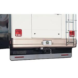 Ultra Guard Stainless Mud Flap Class A