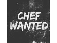 Chefs Of All Levels Required