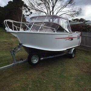 Wanted: Wanted to buy around 5m aluminium fishing boat