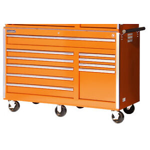 Tool boxes and parts cabinet