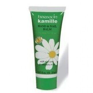 Herbacin Kamille Hand & Nail Balm 50ml 1.7oz Tube
