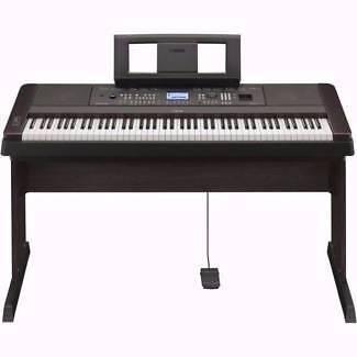 Yamaha DGX650 @ Park Pianos Victoria Park Victoria Park Area Preview