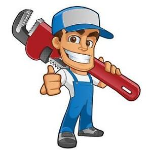 Licenced Plumber for Service Jobs