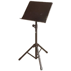 Yorkville Large Book Size Deluxe Adjustable Music Stand
