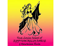 BELLY DANCE FOR BEGINNERS - HIGH WYCOMBE JAN 2018