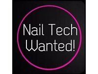 Nail Technician Needed