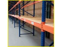All Used Industrial Racking . Boltless Link 51 , Dexion , Longspan , Apex , Plastic Containers etc