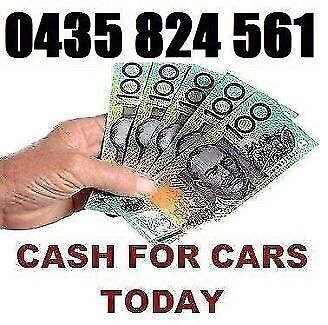 WE BUY ALL SCRAP / DAMAGED / UNWANTED CARS TODAY Ingleburn Campbelltown Area Preview