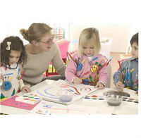 Artsense Preschool Summer Camp for 4-6 years
