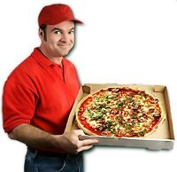 Pizza Delivery driver cash job - Sherwood Park
