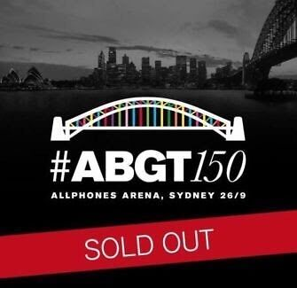 Above & beyond ABGT 150 - SYDNEY HARD COPY *ONLY A COUPLE LEFT* Sydney City Inner Sydney Preview