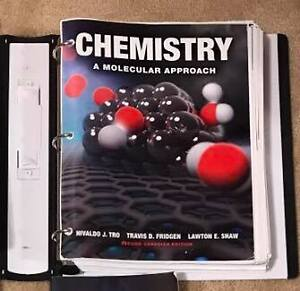 Chemistry 1010/1011/1050/1051 and Biology 1001/1002 MUN Textbook