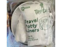 Travel Potty and Liners