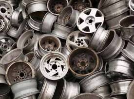 SCRAP BATTERIES & ALLOYS WANTED