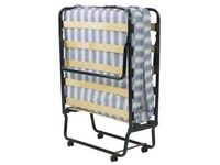 Z bed single size/folding with wheels for sale