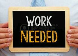 Worked needed URGENTLY!!!