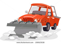 Crickets snow removal
