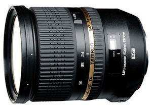 Tamron 24-70mm 2.8 - Canon