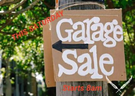 Garage Sale - This Saturday 17th October!!  Zillmere Brisbane North East Preview