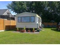 Come to sunny North Wales and enjoy a seaside holiday in one of our privately owned caravans