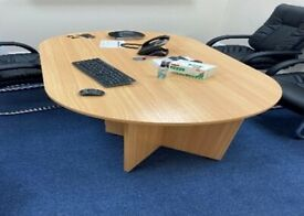 Office Meeting Room Desk