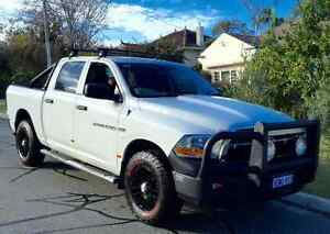 2012 Dodge Ram Ute **12 MONTH WARRANTY**
