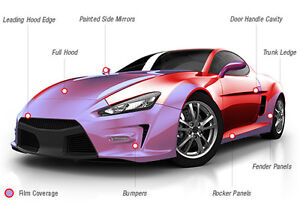 Paint Protection Film of the future is here now. 3M Pro Series!