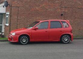 Vauxhall corsa b 1.4