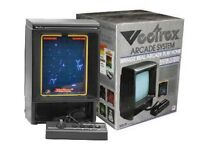 Vectrex games comsole