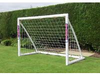 8ft x 4ft Samba goal and net
