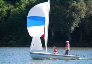Sold     Wayfarer Sailing Dinghy