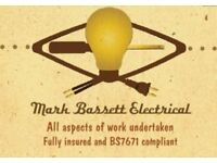 Mark Bassett Electrical: specialising in fault finding and repair of electrical circuits