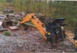 Bobcat 909 Backhoe Attachment with 2 buckets