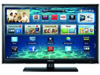 Samsung Widescreen HD Ready Smart LED TV with with Freeview and Built-in Wi-Fi ..