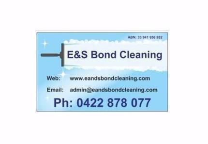 E and S Bond Cleaning -End Lease Cleans- Exit Clean GOLD COAST