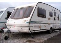 PART EX TOURER CAMPER FOR STATIC CARAVAN LAKE DISTRICT NORTH WEST LANCASHIRE MORECAMBE