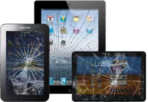 iPad Screen repair Starts from $50 iPad mini 1/2/3/4 ipad 2/3/4