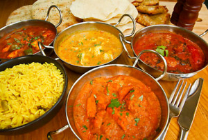 HOMECOOK INDIAN AT YOUR PLACE 647 235 5458