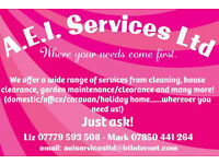 Commercial, Office and Domestic Cleaning
