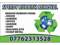 RUBBISH REMOVALS-van tipper 3,5 tones (12 yard)