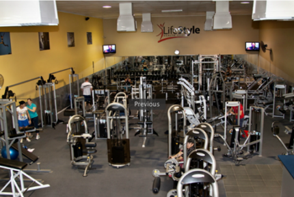 LifeStyle Gym Membership, Logan Central