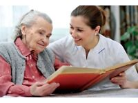 Do you or someone you know need care at home, if you live in Rothwell area, I may be able to help.