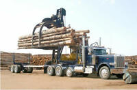 Experienced Log Truck Driver