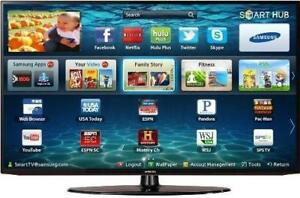 "SAMSUNG 46"" LED SMART TV *MINT CONDITION WITH WARRANTY*"