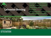 Leicester fencing