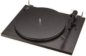 Project Essential II Turntable - Matte Black