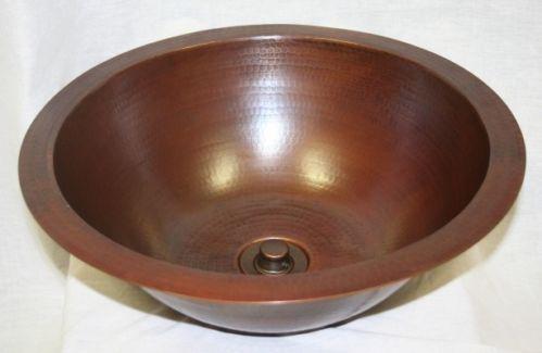 copper bathroom sink | ebay