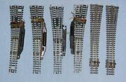 N Scale Switches