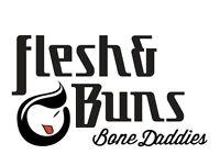 Waiters - FLesh & Buns - West end